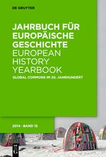 European History Yearbook